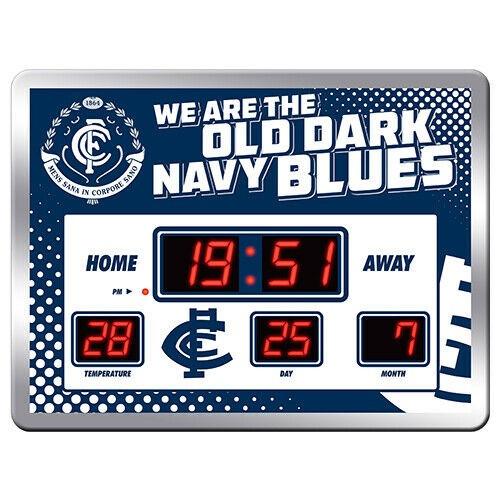 Carlton Scoreboard Clock