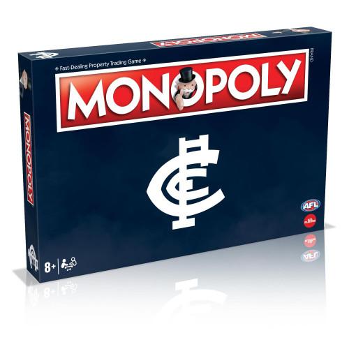Carlton Monopoly Board Game