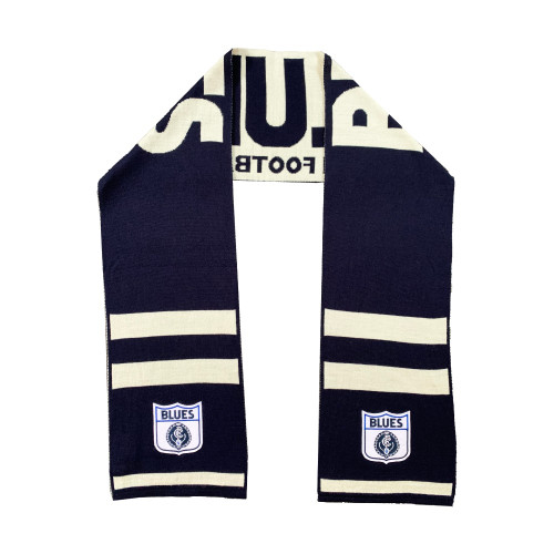 Carlton Fibre of Football Flashback Scarf