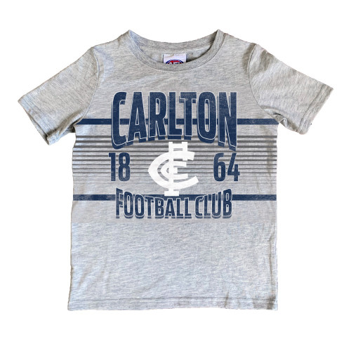 Carlton Youth Printed Tee
