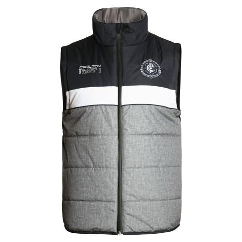 Carlton W18 Mens Supporter Vest