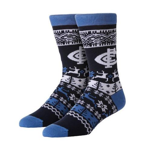 Carlton Ugly Socks - Mens