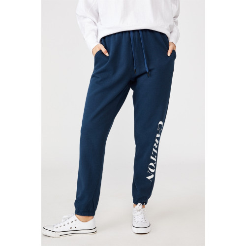 Carlton COTTON:ON Old School Track Pant - Womens