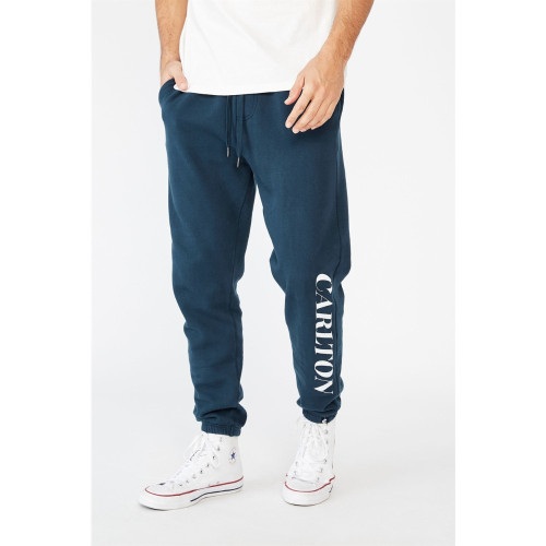 Carlton COTTON:ON Old School Track Pant - Mens