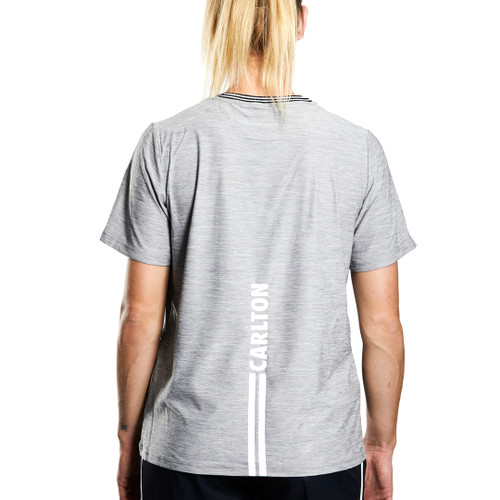 Carlton 2021 Cotton On AFLW Coaches Tee - Womens