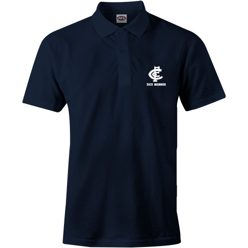 Carlton 2021 Member Polo - Adults