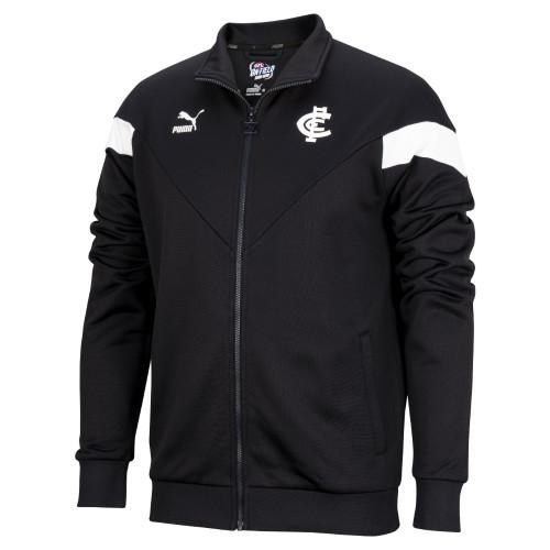 Carlton 2021 PUMA Iconic Jacket - Adult
