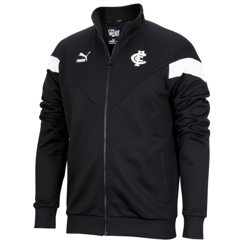 Carlton 2021 PUMA Iconic Jacket - Adults