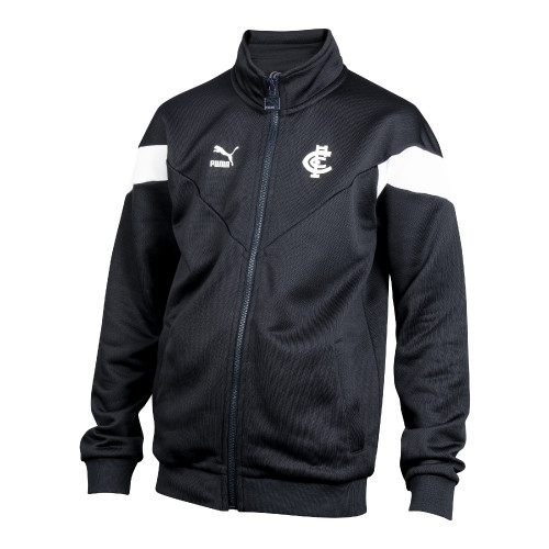 Carlton 2021 PUMA Iconic Jacket - Youth