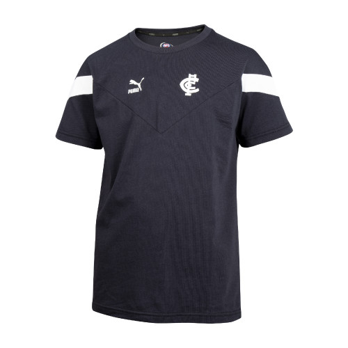 Carlton 2021 PUMA Iconic Tee - Youth