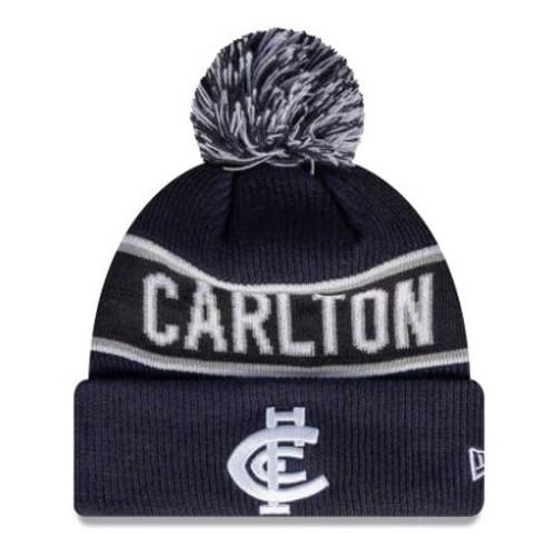 Carlton Authentic Pom Knit