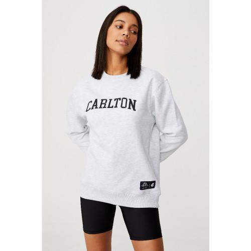 Carlton Collegiate Applique Crew
