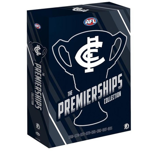 Carlton Premierships Collection DVD Box Set
