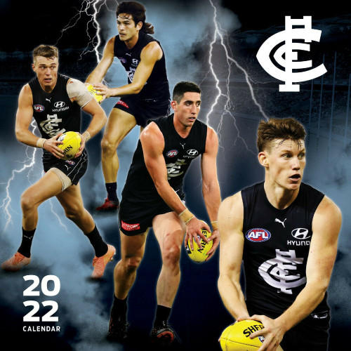 Carlton 2022 Calendar