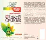 Static-Free Apple Cider Vinegar Leave-in Conditioner 8 fl oz