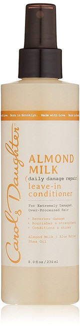 Carol's Daughter  MILK LEAVE-IN CONDITIONER 8oz