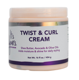 It's Yours Twist & Curl Cream