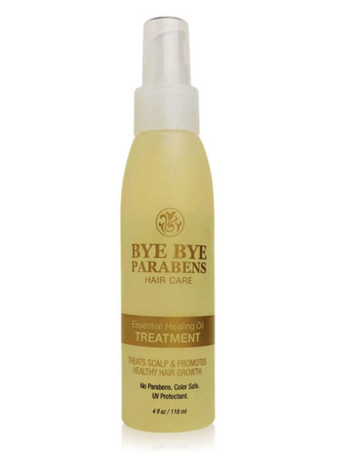 Bye Bye Parabens Essential Healing Oil Treatment - 4 oz