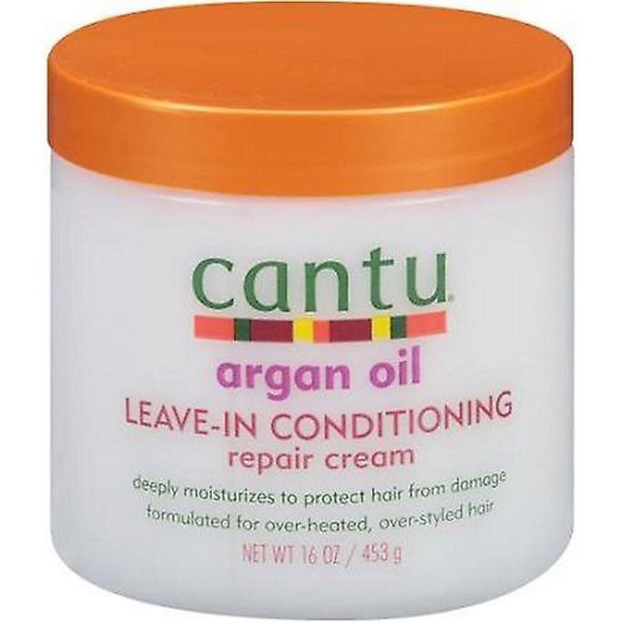 Cantu Argan Oil Leave-In Conditioning Repair Cream - 16 oz