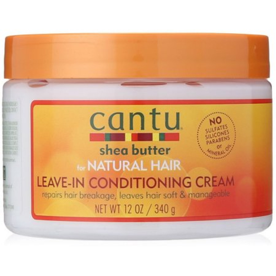 Cantu Shea Butter Leave In Conditioning Repair Cream, 16 oz