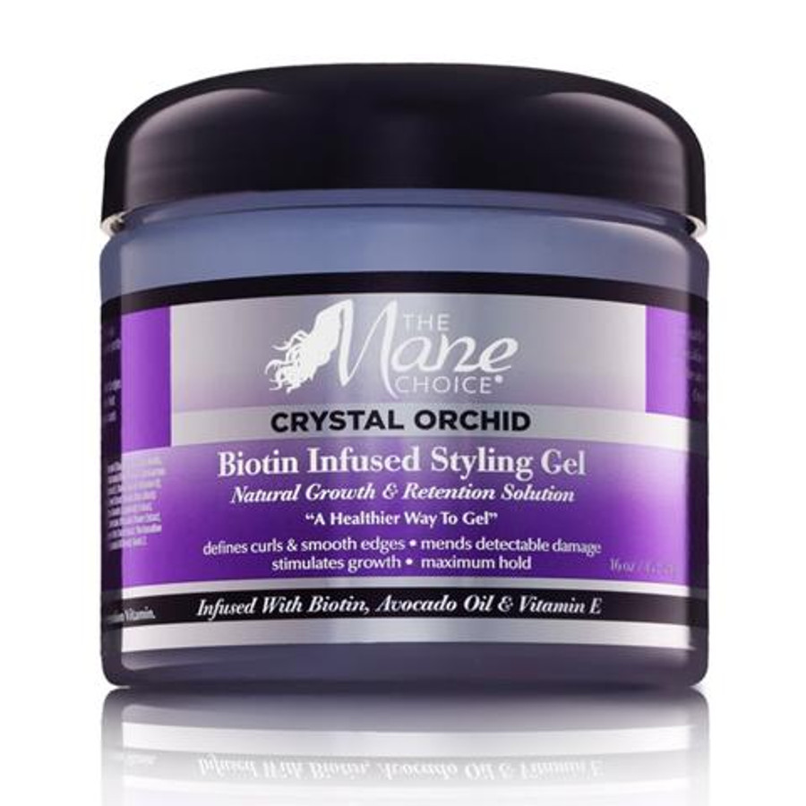 The Mane Choice Crystal Orchid Biotin Infused Styling Gel