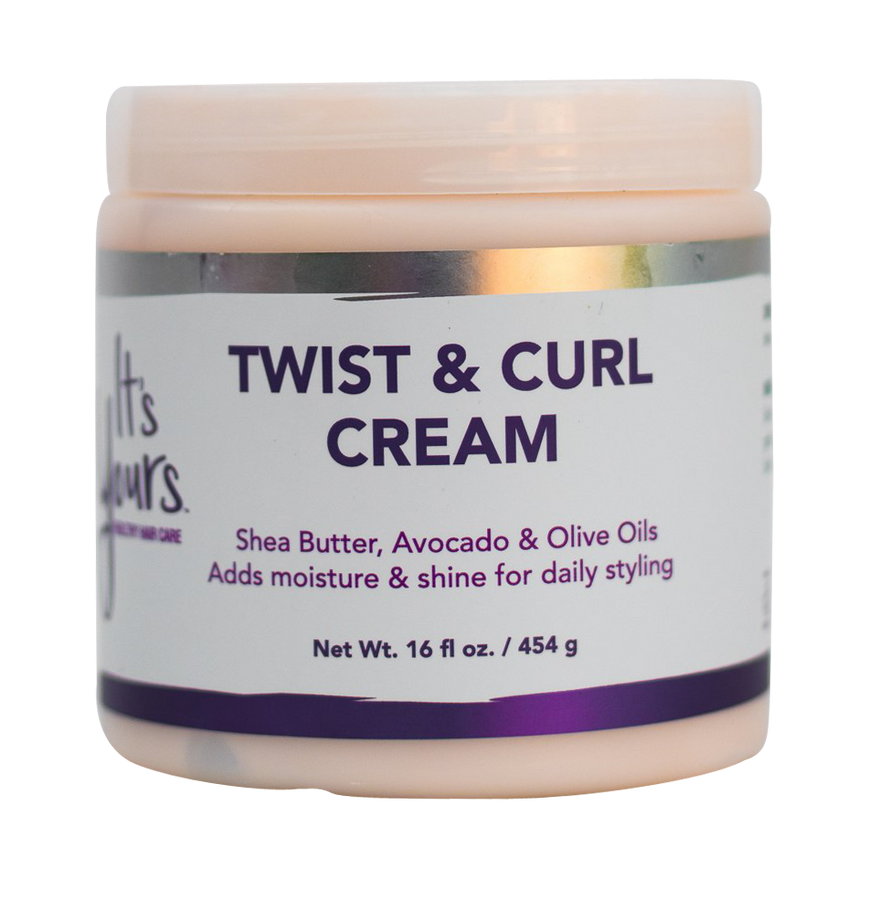 It's Yours Twist & Curl Cream