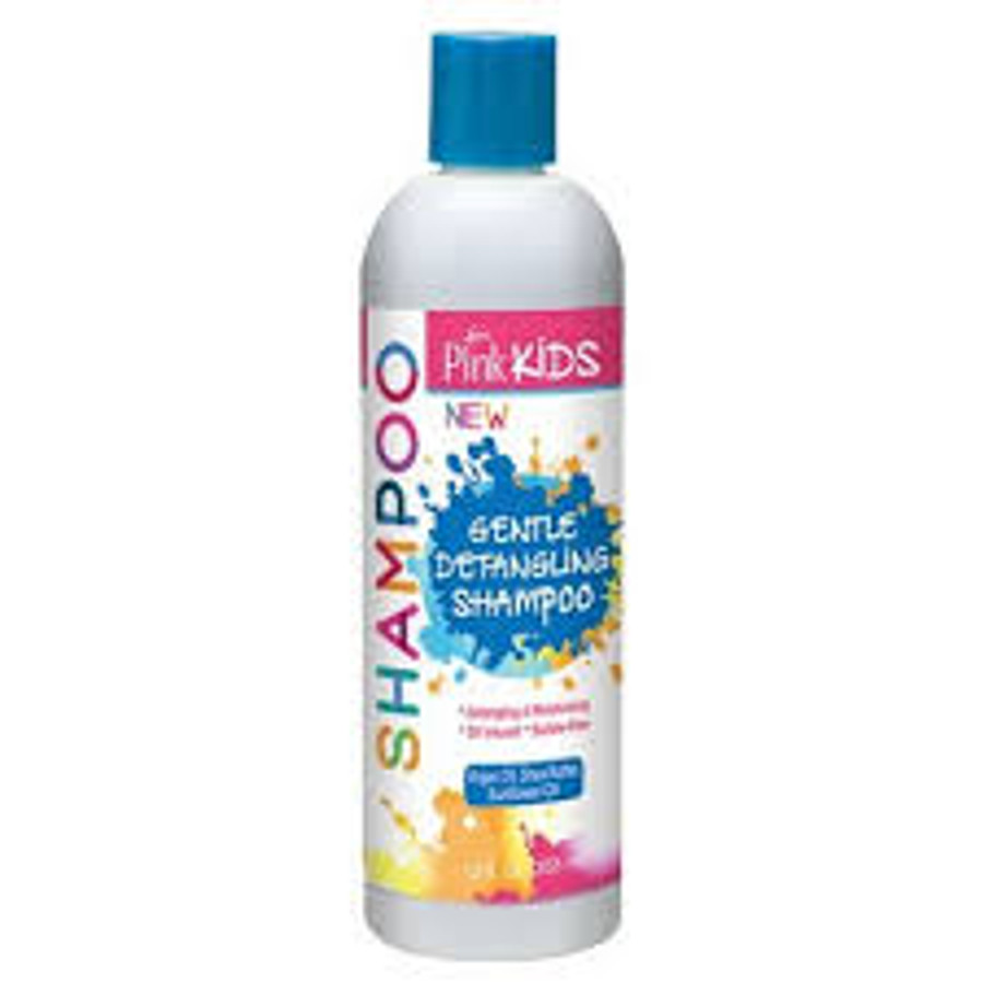 Pink Lotion Kids Shampoo