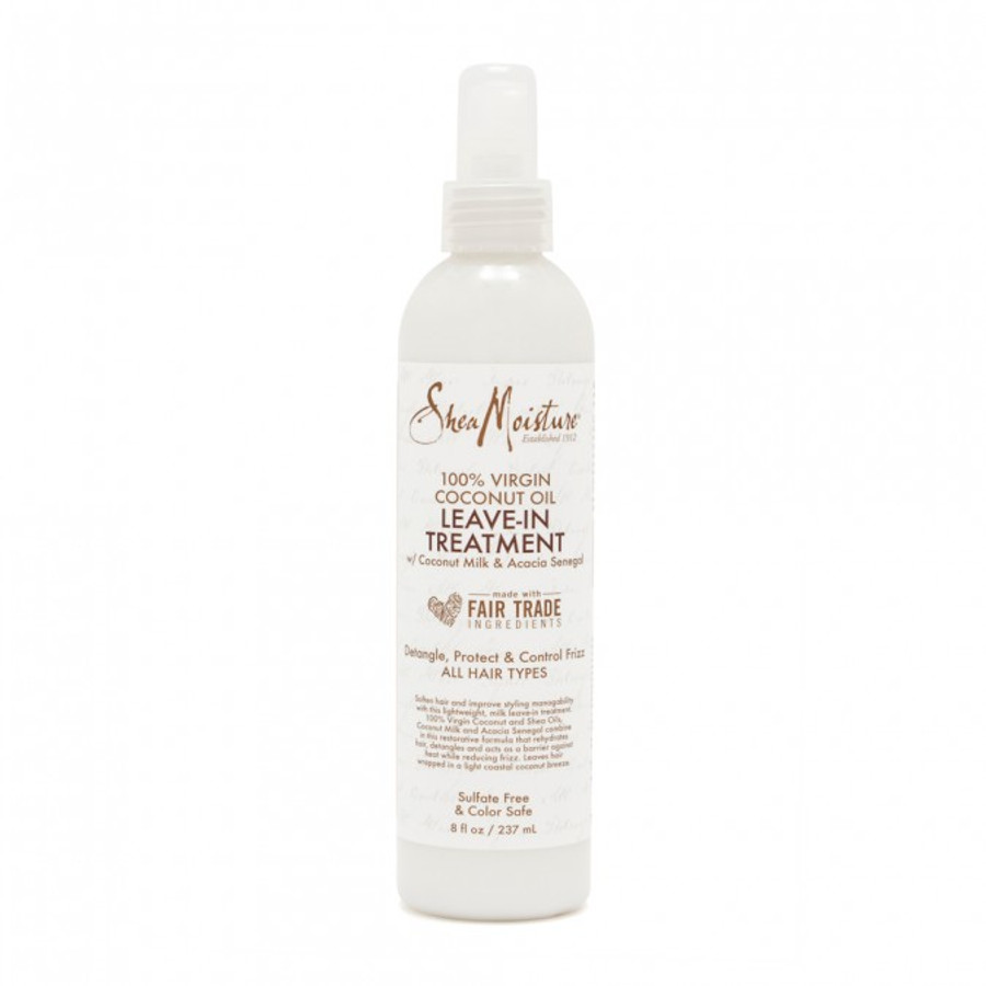Shea Moisture 100% Virgin Coconut Oil Daily Hydration Leave in Conditioner