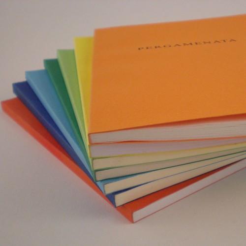 Bouquet notebooks