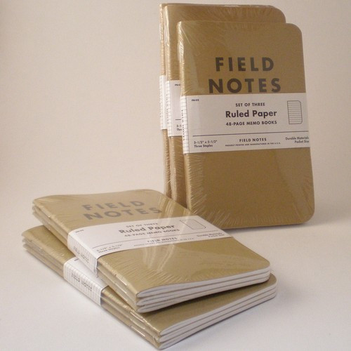 Field Notes (Lined)