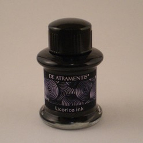 De Atramentis Scented Licorice Black