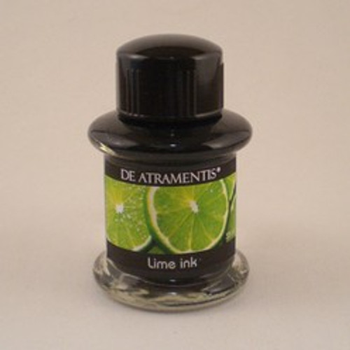 De Atramentis Scented Lime Green