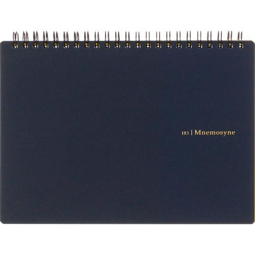 Mnemosyne-Blank-A5
