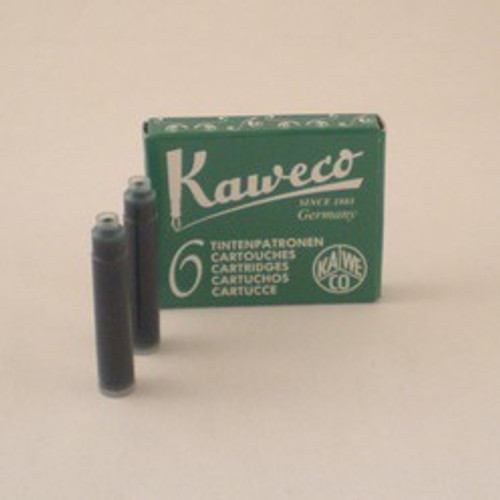 Kaweco Cartridges Green