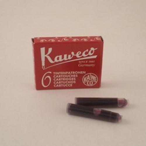 Kaweco Cartridges Red