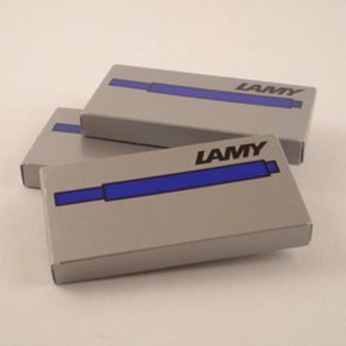 Lamy Cartridges Blue
