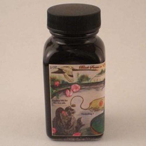 Noodler's Black Swan in English Roses