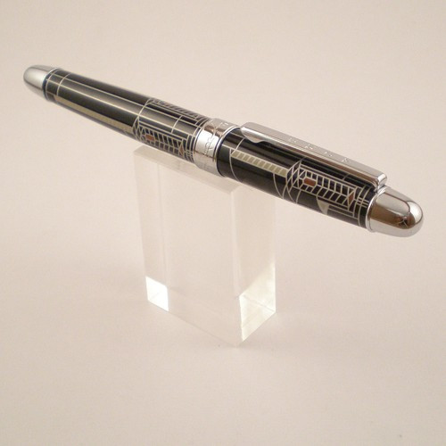 """Robie House"" Rollerball"