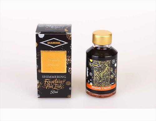 Diamine Shimmering Brandy Dazzle