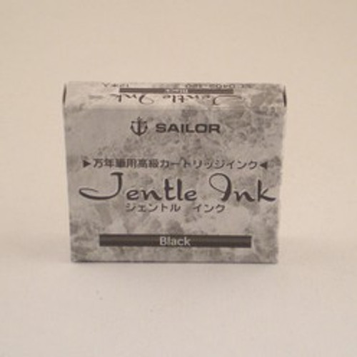 Sailor Cartridges Black