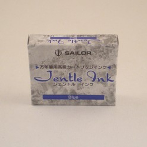 Sailor Cartridges Blue