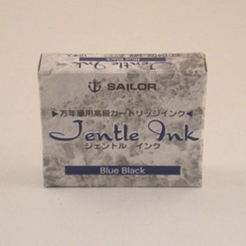Sailor Cartridges Blue Black