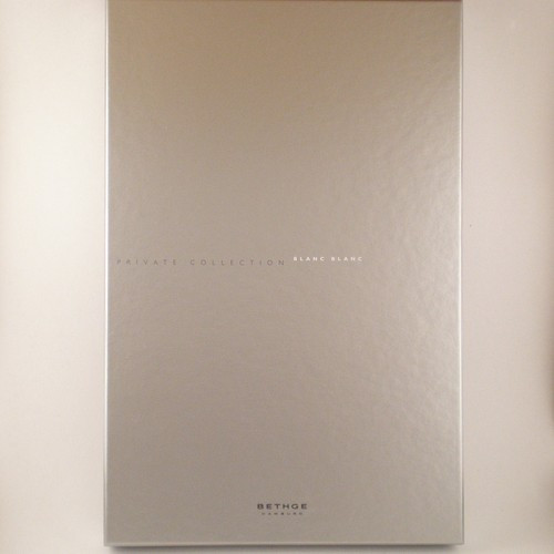 Blanc Blanc Letter Writing Set