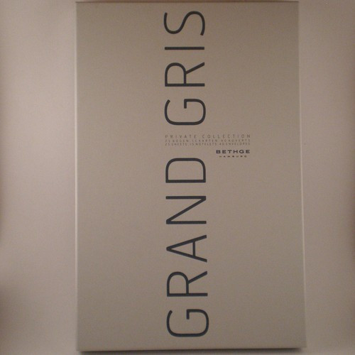 Grand Gris Letter Writing Set
