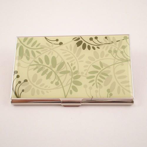 """Fern"" Card Case"