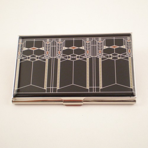 """Robie House"" Card Case"
