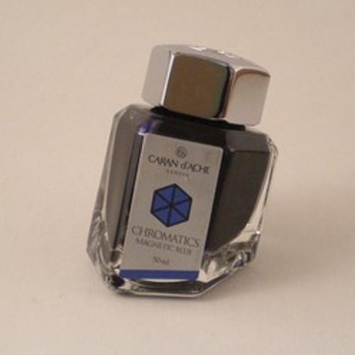Caran d'Ache Chromatic Magnetic Blue