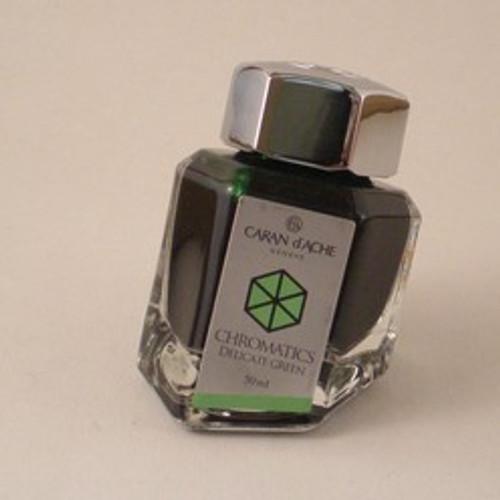 Vibrant Green Caran d'Ache Chromatic Vibrant Green