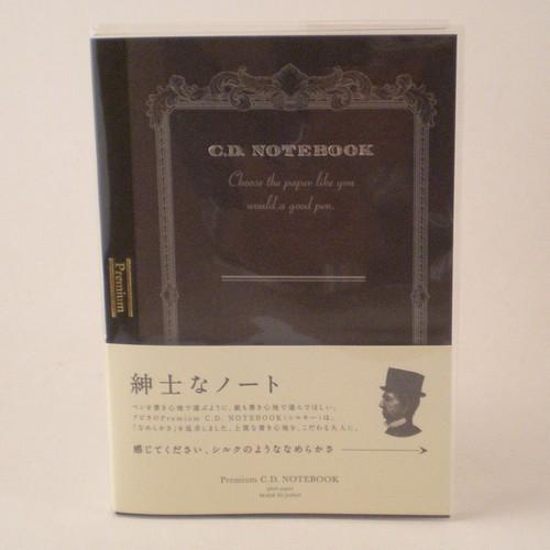 Premium CD Notebook (Plain)
