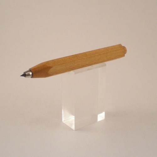 Wood Round Mechanical Pencil
